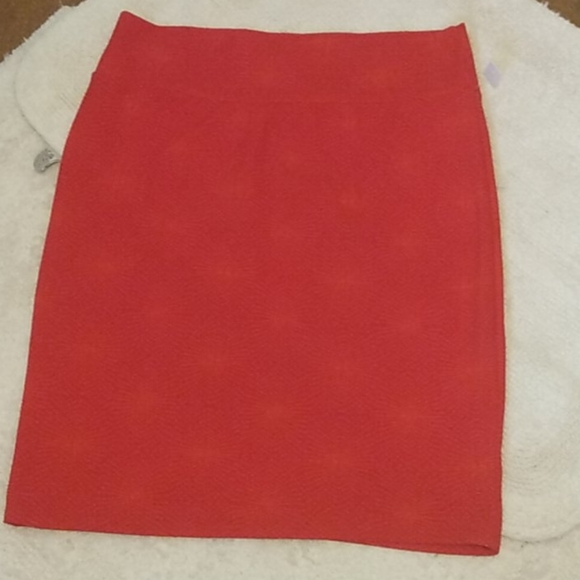 🔴6/$15 lularoe skirt